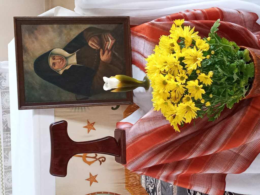 Consagradas em Missão, com Madre Madalena